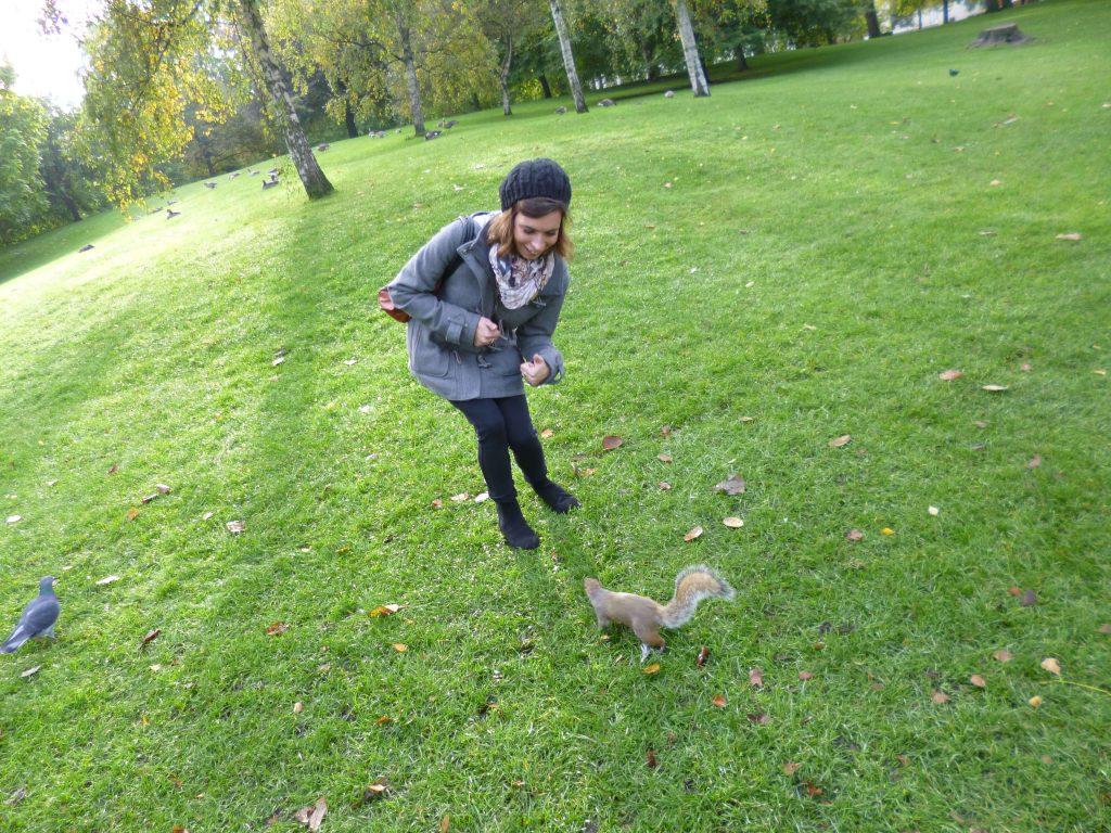 blog expatriation experience
