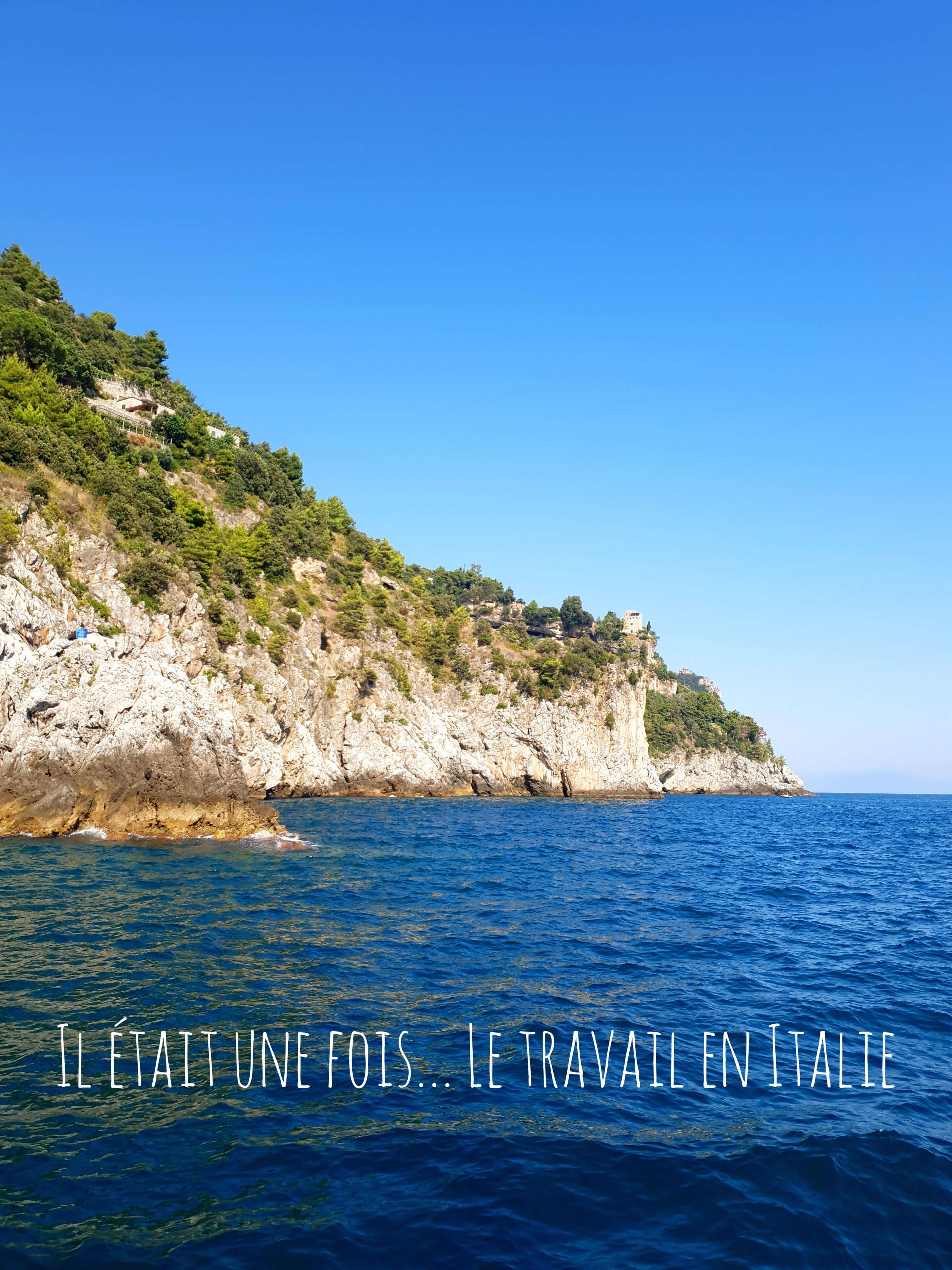 journée en voilier cote amalfitaine italie