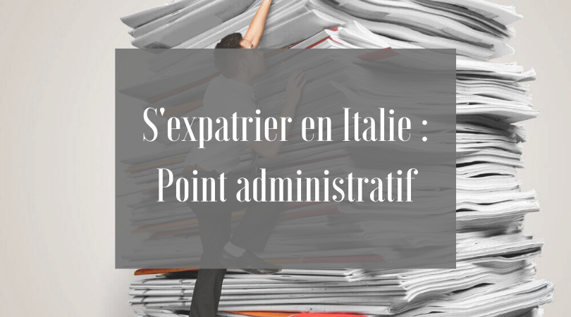expatriation en italie les informations