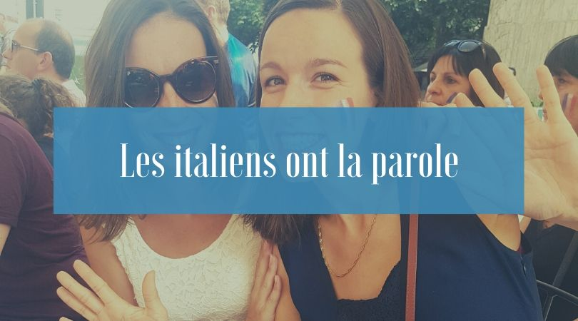 ce que pensent les italiens des français