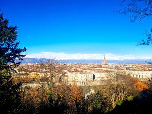 Monte dei Cappuccini à Turin