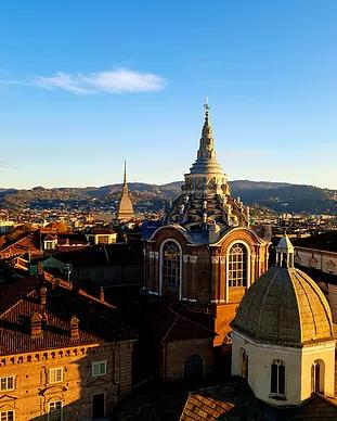 Le dome de Turin