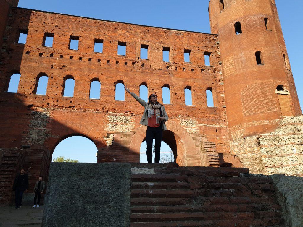 Visitare Torino Porta Palatina