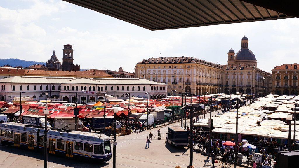Mercato Porta Palazzo Torino