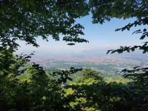 vue depuis superga Turin