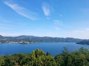 Découvrir le lac d'orta proche de turin