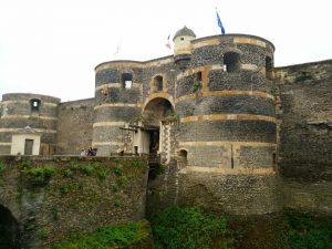 le chateau d'angers voyage