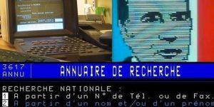 debut internet france italie