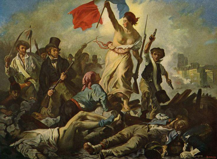 Marianne, rappresentazione nazionale allegorica della Repubblica francese