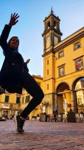 Visiter de la ville de Pontedera en Toscane