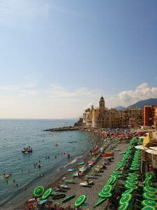 weekend a Camogli en ligurie