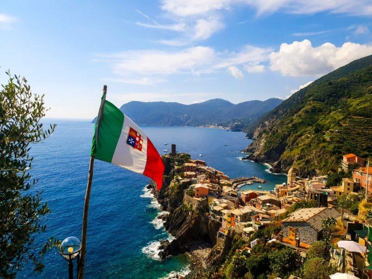 cinq terres en ligurie italie