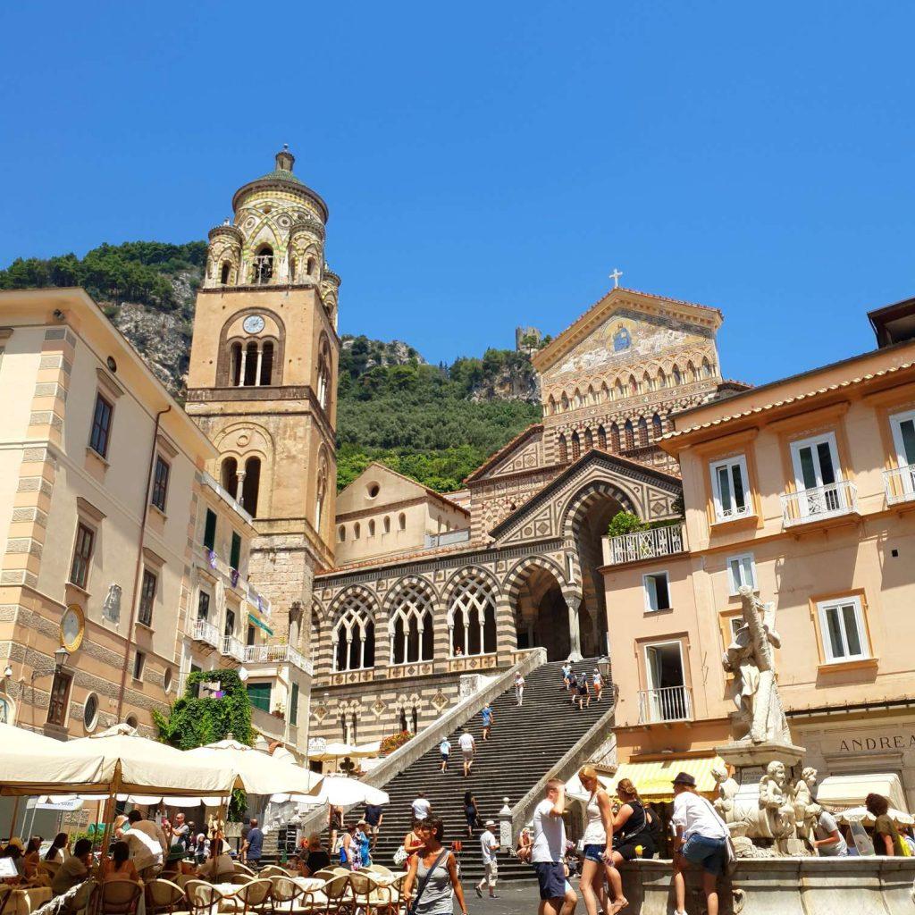 Cote Amalfitaine Amalfi