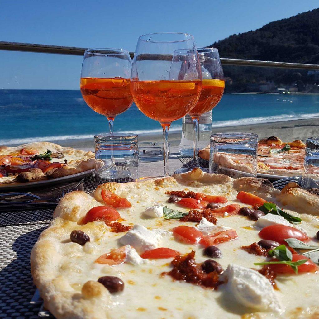 Noli Ligurie : restaurant pizza