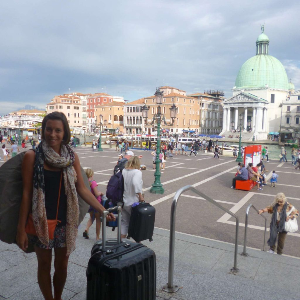 Venise Gare Découverte
