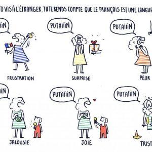 expression françaises des expat à l'étranger