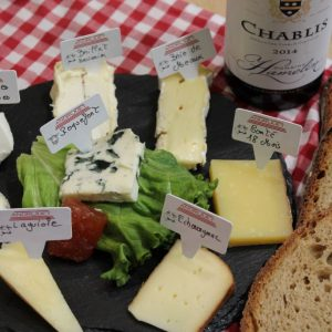 les fromages français importation italie