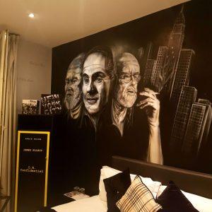 chambre à thème hotel ideal séjour