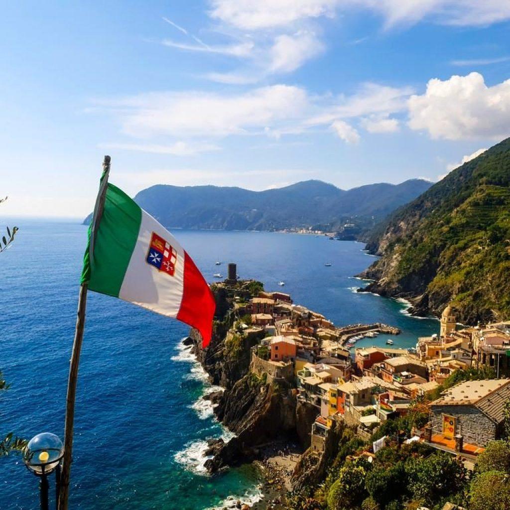 Cinq Terres en Italie