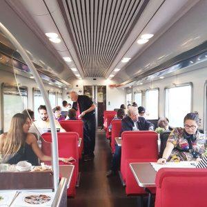ristorante treno thello
