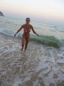 Une vague de bonheur