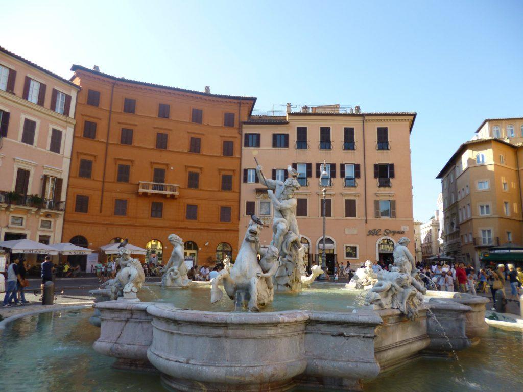 Sous le charme de Piazza Navona