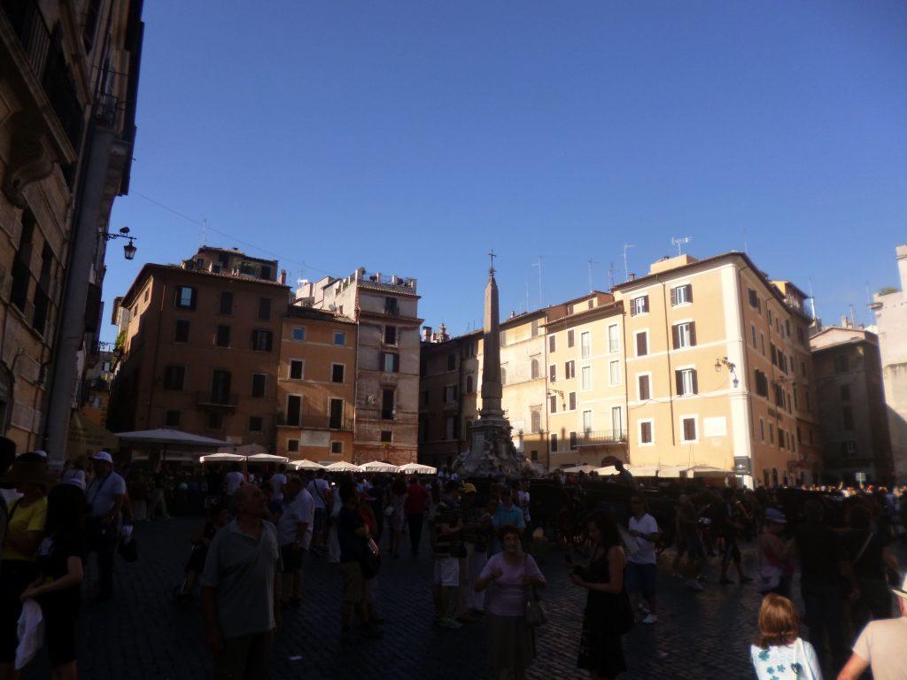 Piazza Pantheon