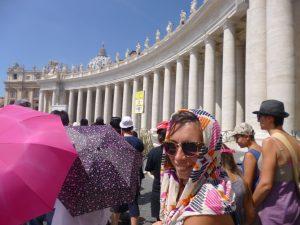 File d'attente pour le Vatican