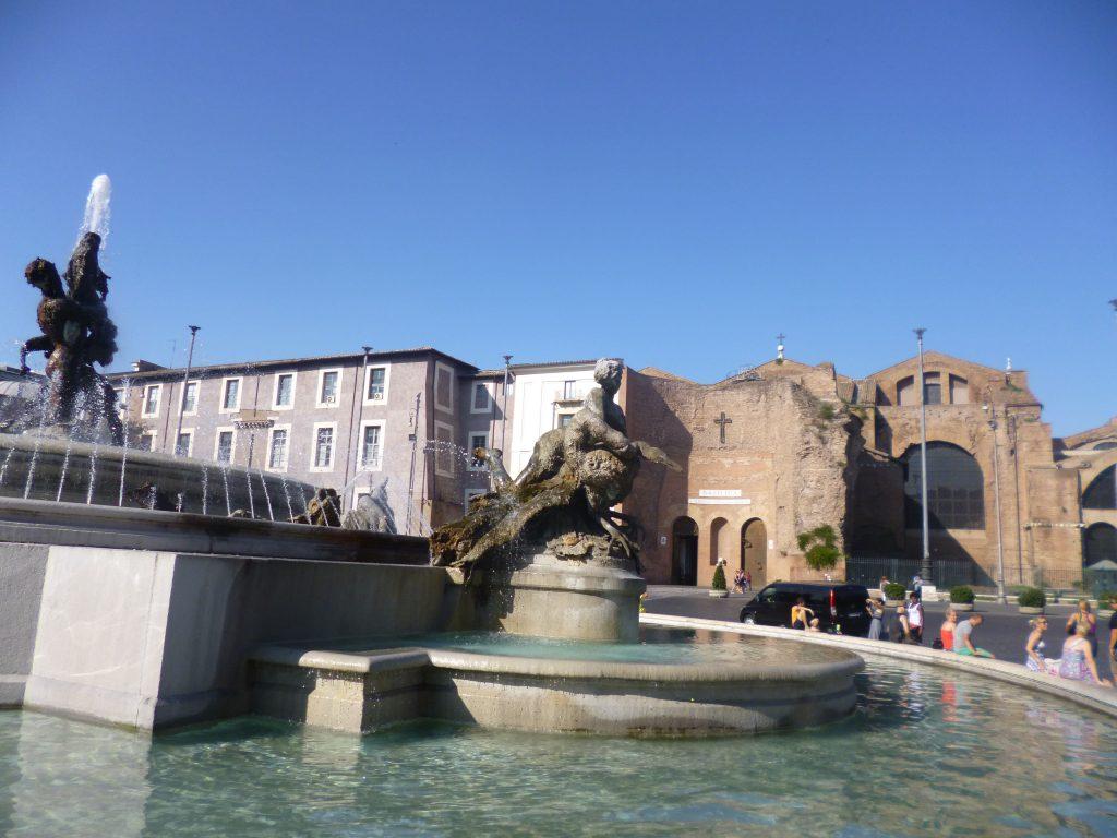 Rome et ses églises