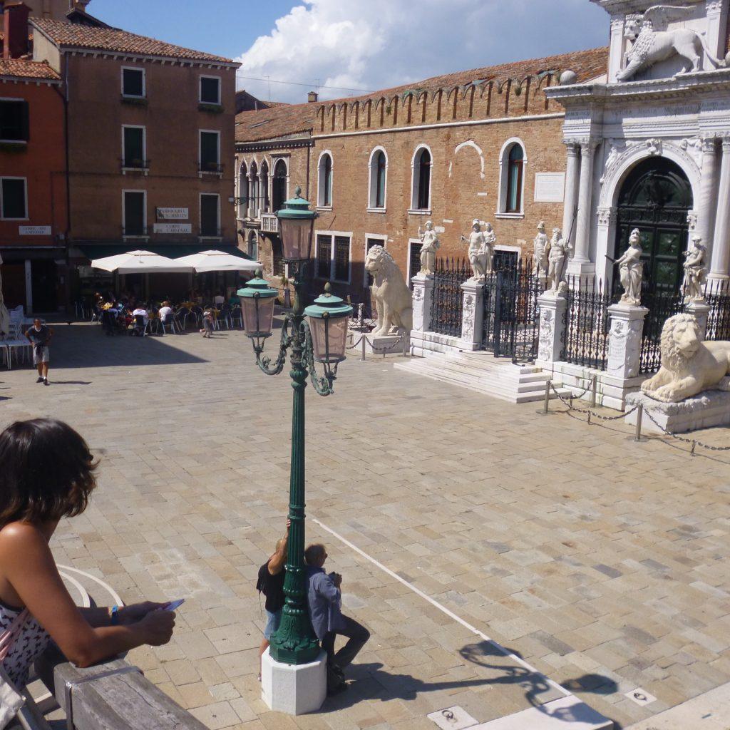 Sestiere castello venezia da visitare