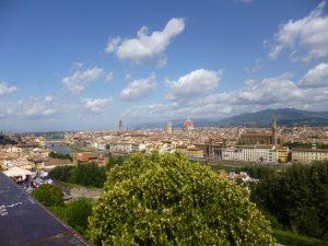 Vue de Florence Panorama