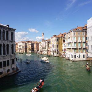 pont du rialto a Venise decouverte