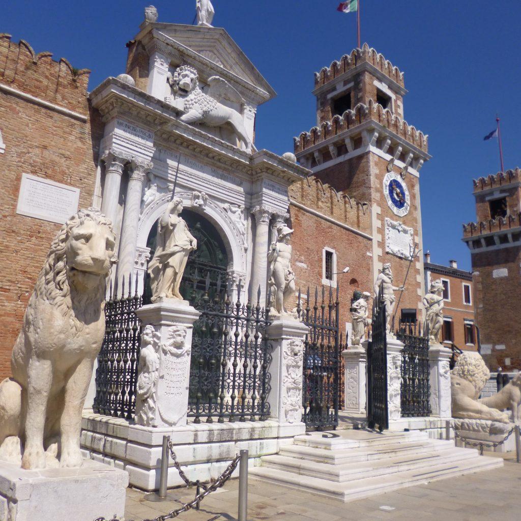 sestiere castello venezia da vedere