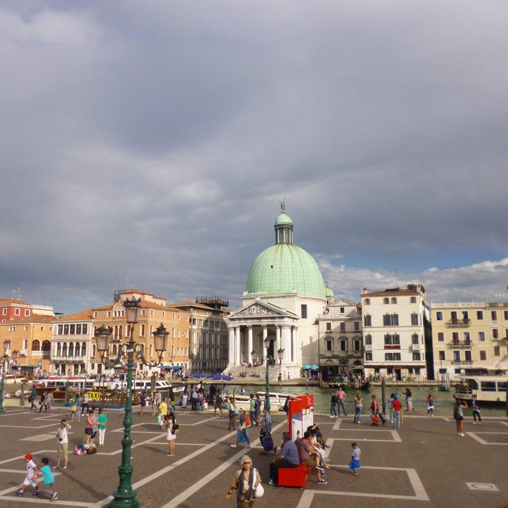 gare de venise roadtrip nord italie