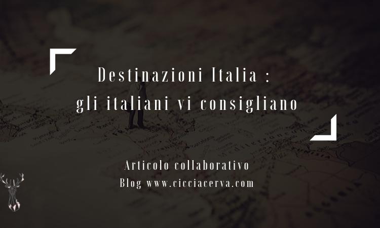 consigli per viaggiare in italia