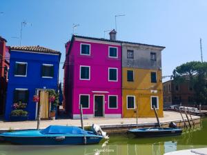visite de Burano Venise