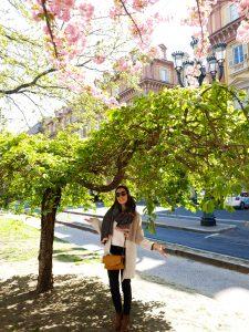 le printemps a Turin