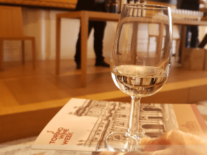 Wine tasting al Torino Wine Week