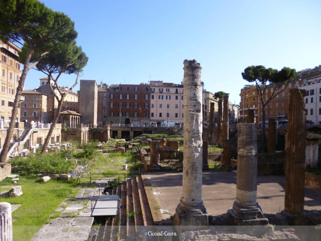 Balade à Rome en été