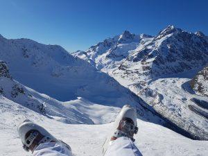 ski a courmayeur italie