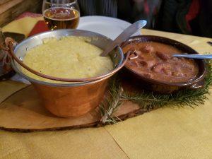 polenta en vallée d'aoste