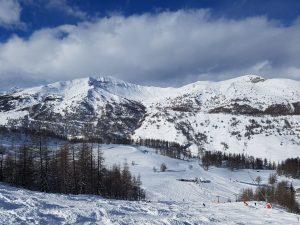 ski a sestriere piémont