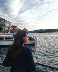 lac orta piemont italie