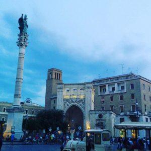 visiter Lecce dans les pouilles