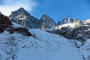 aux pieds du Mont Viso en Italie
