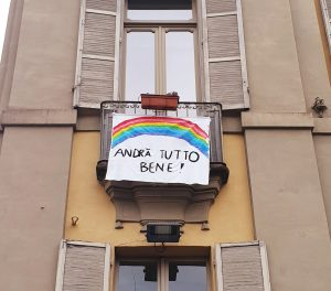 andrà tutto bene Torino
