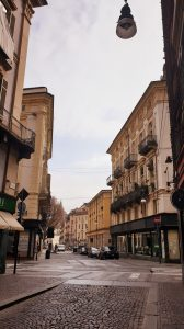 rues de turin vides