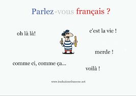 mots français dans la langue italienne