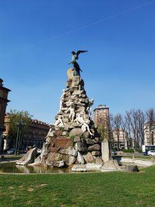 Piazza Statuto porte des enfers