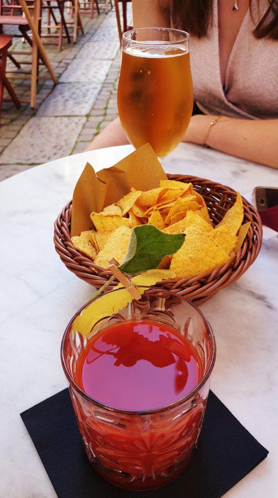 Boire un verre à Turin